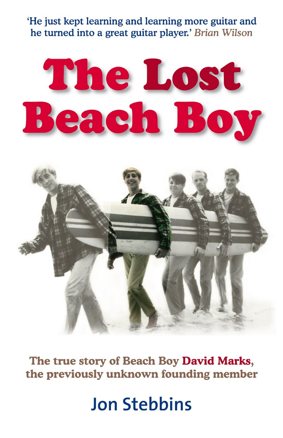 The Lost Beach Boy cover