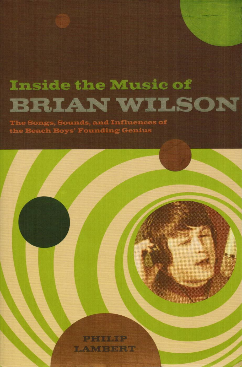 Inside the Music of Brian Wilson cover