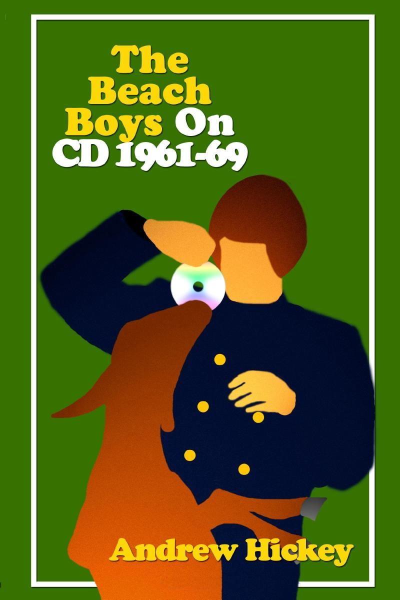 The Beach Boys On CD cover