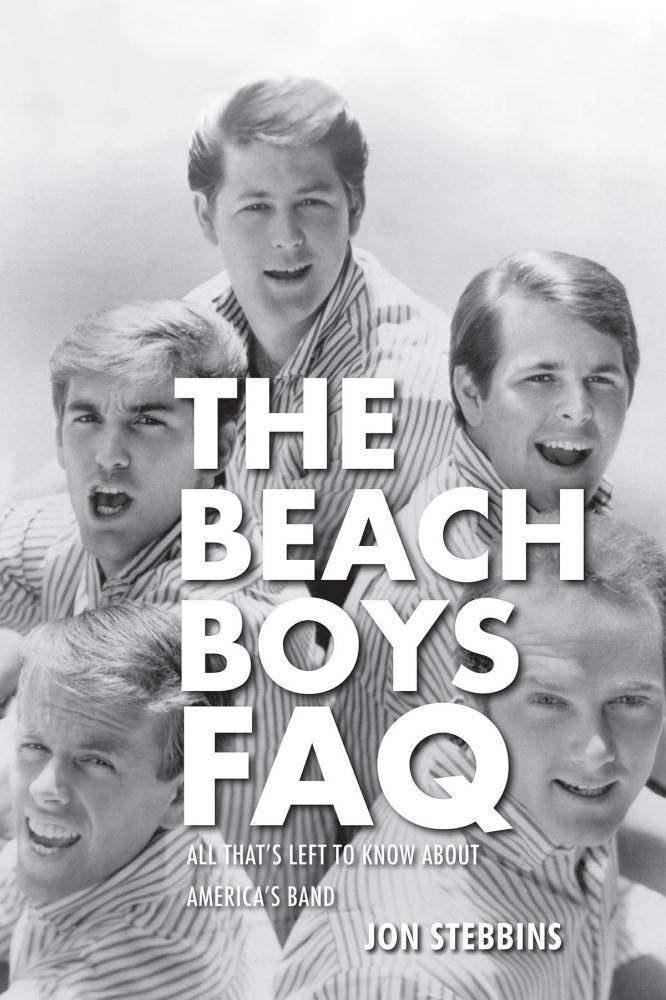 The Beach Boys FAQ cover