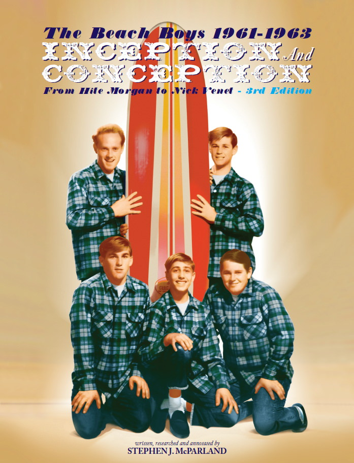 The Beach Boys 1961-1963 cover