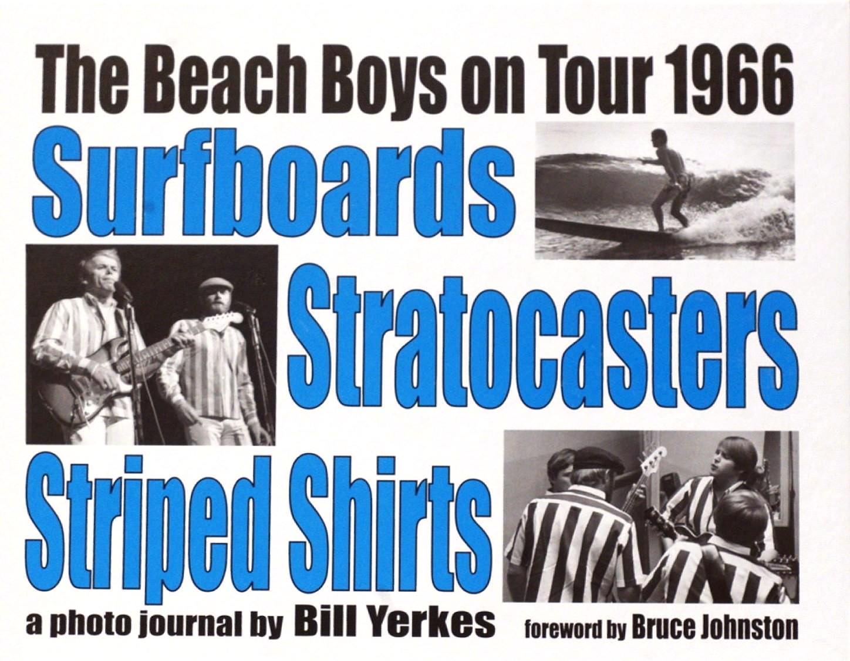 The Beach Boys on Tour 1966 cover