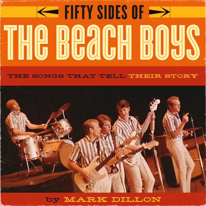 Fifty Sides Of The Beach Boys cover