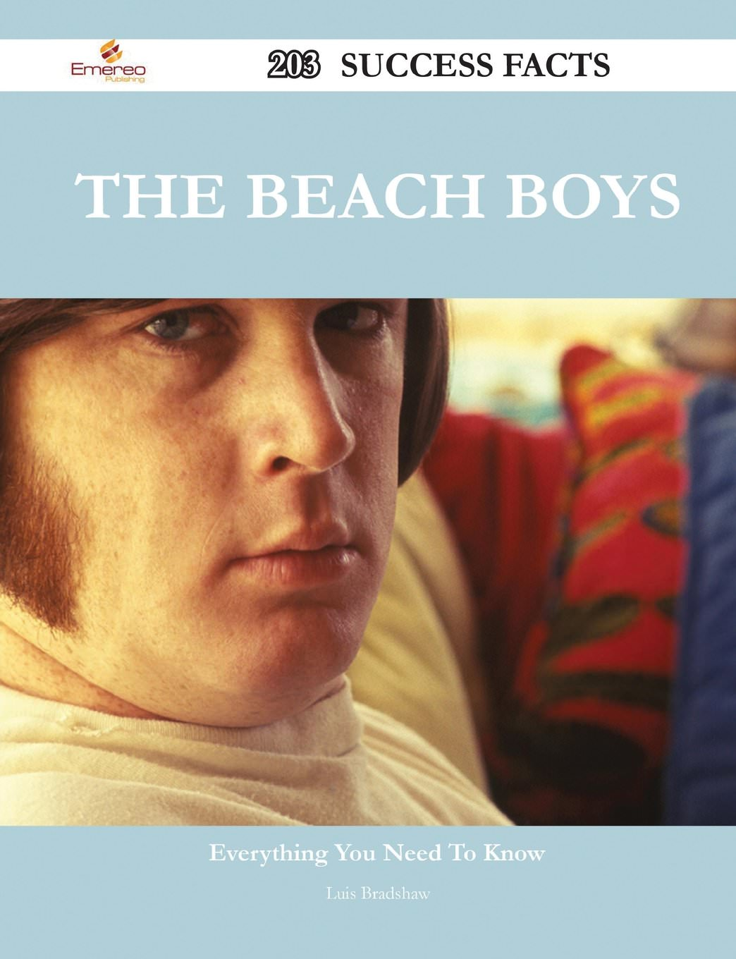 The Beach Boys: 203 Success Facts cover