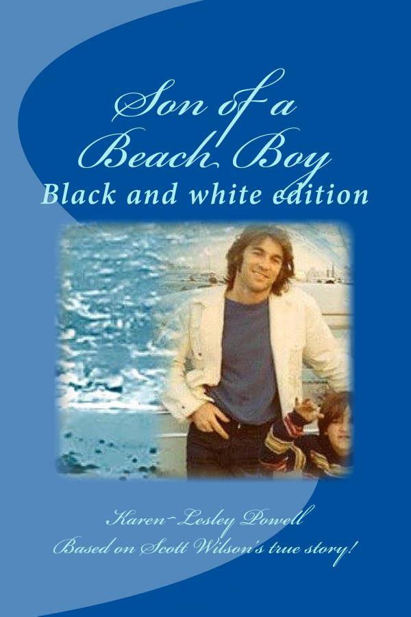 Son of a Beach Boy - Third revision cover
