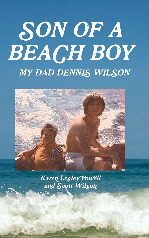 Son of a Beach Boy - Colour edition cover