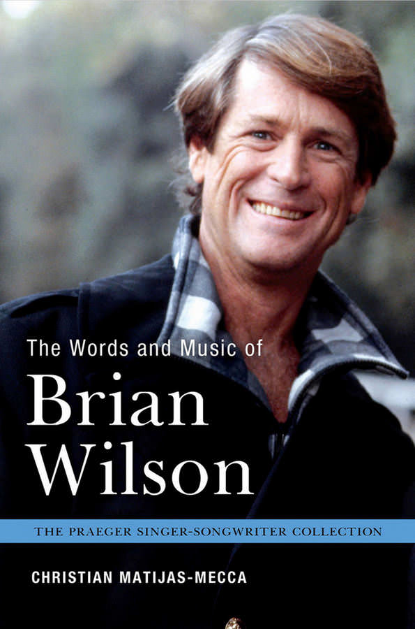The Words and Music of Brian Wilson cover