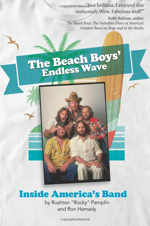 The Beach Boys' Endless Wave cover