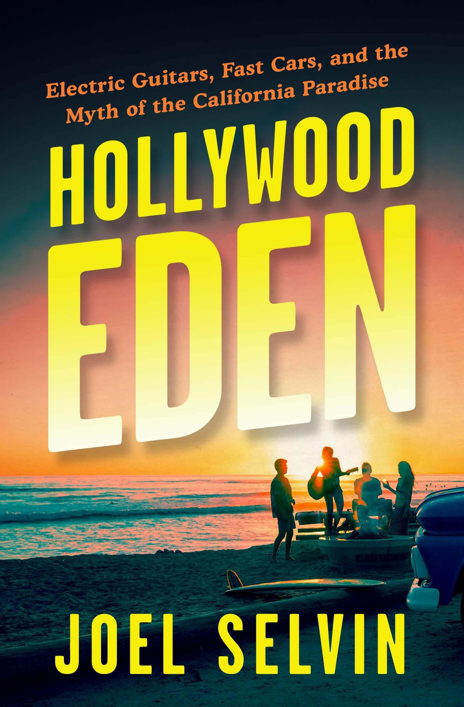 Hollywood Eden cover