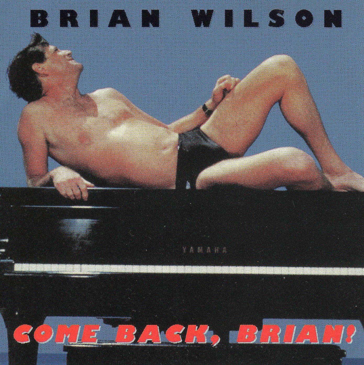 Come Back, Brian! cover