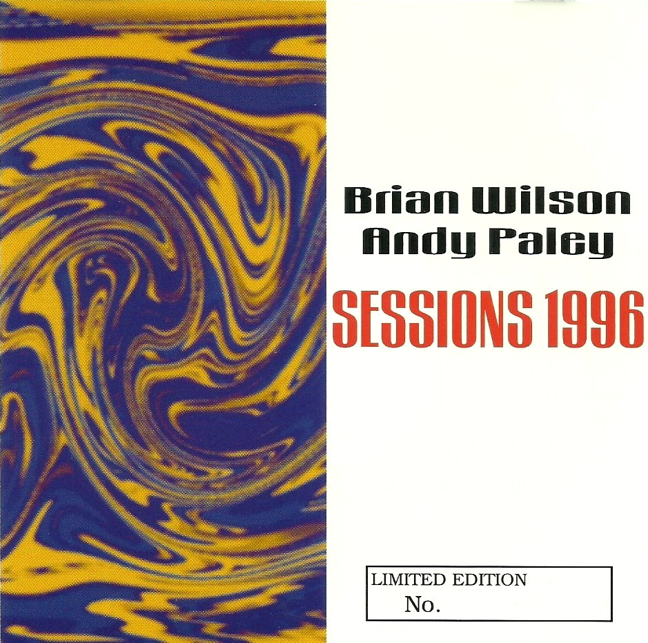 Sessions 1996 cover