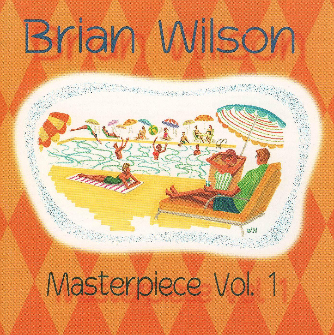 Masterpiece Vol. 1 cover