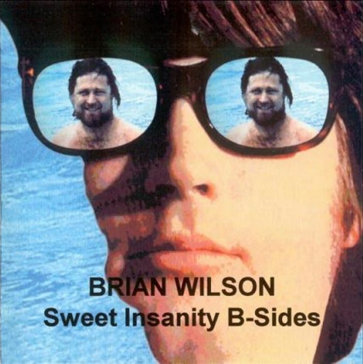 Sweet Insanity B-Sides cover