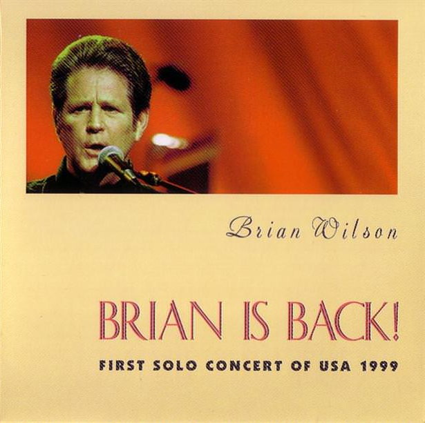 Brian Is Back! cover