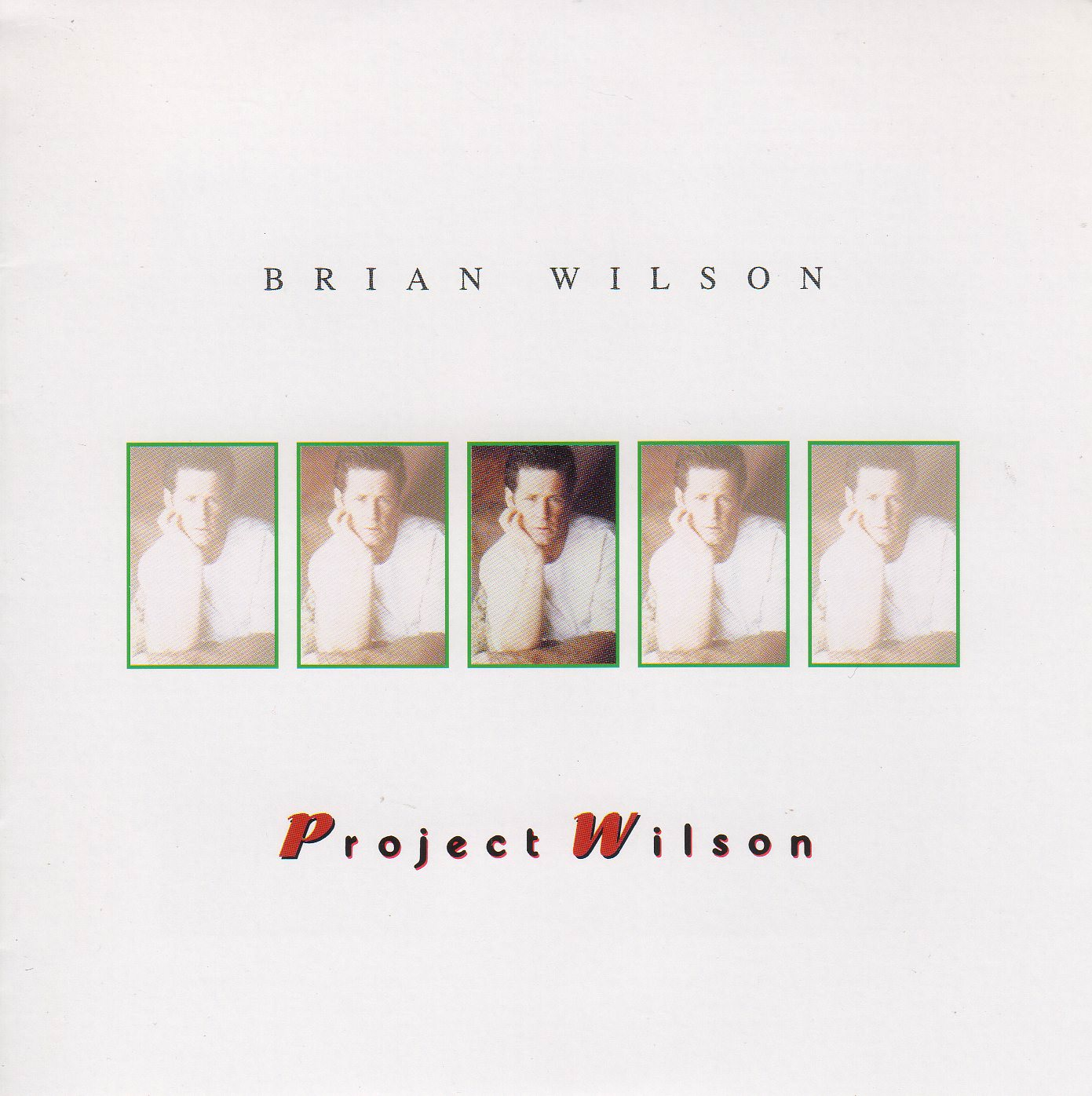 Project Wilson cover