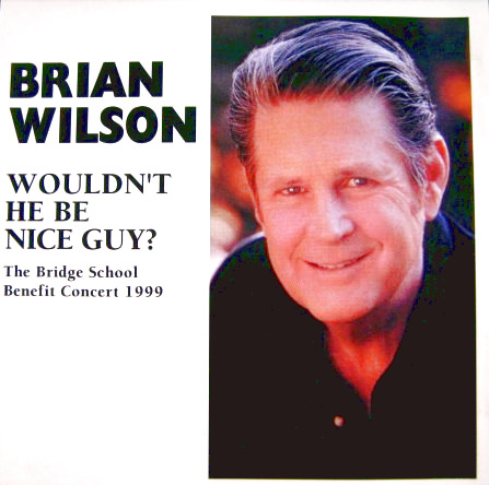 Wouldn't He Be Nice Guy? cover