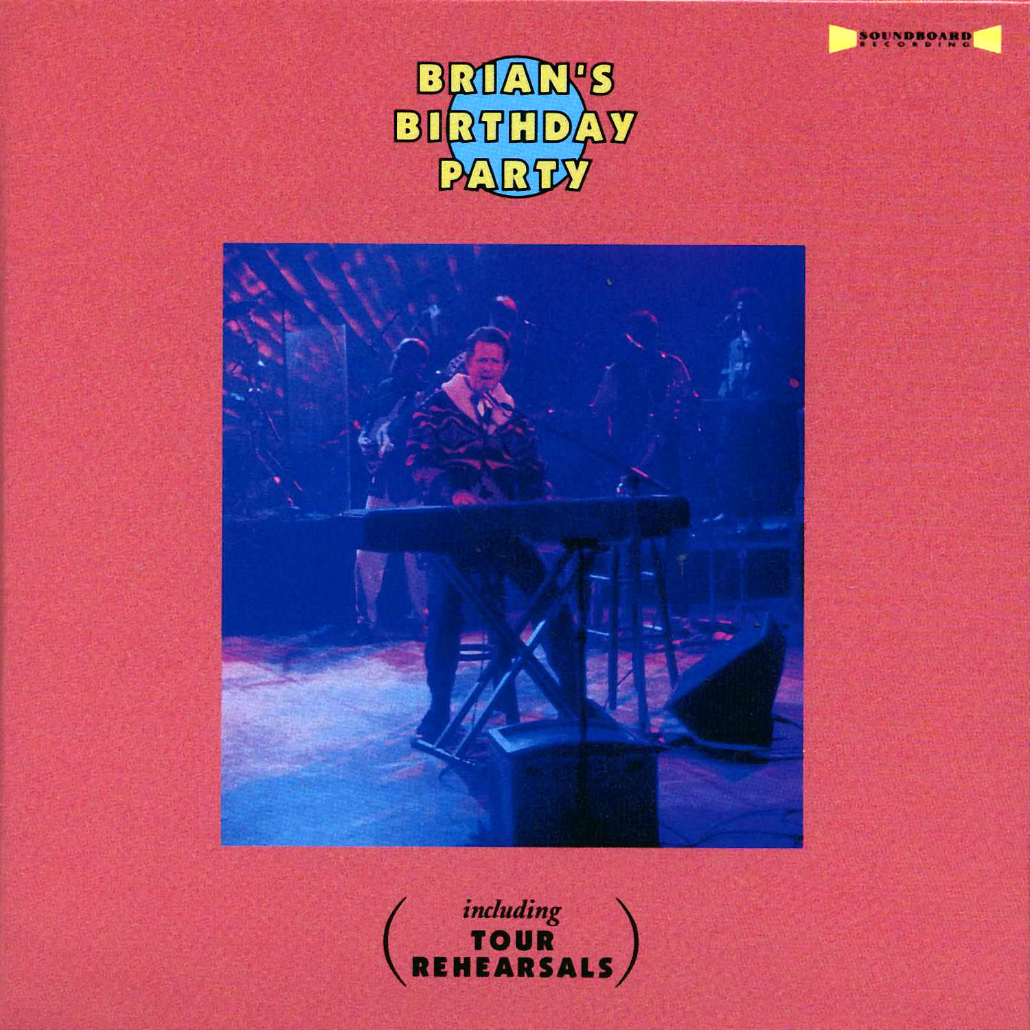 Brian's Birthday Party cover