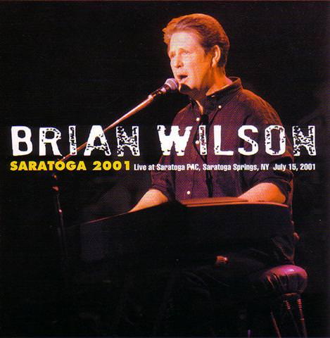 Saratoga 2001 cover