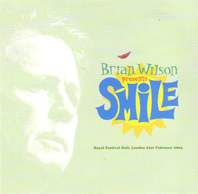 Presents Smile cover