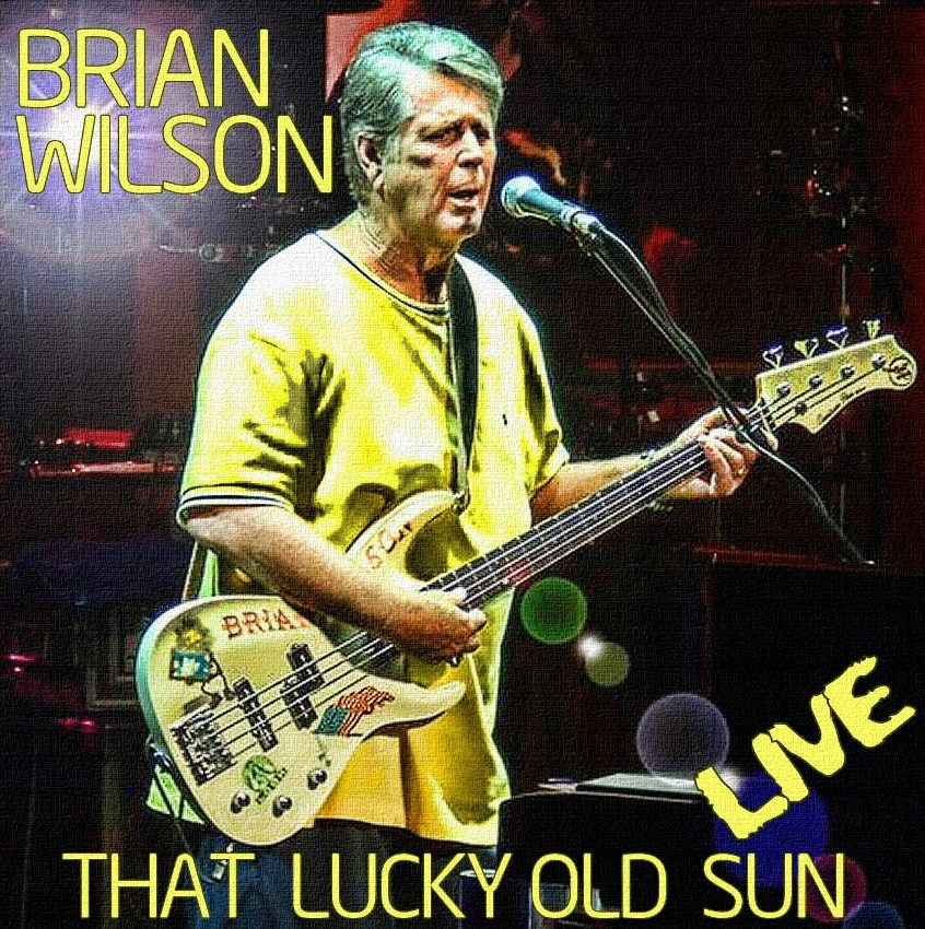 That Lucky Old Sun Live cover