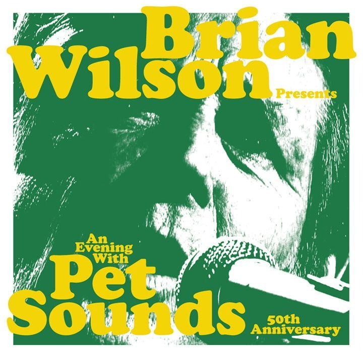 An Evening With Pet Sounds 50th Anniversary cover
