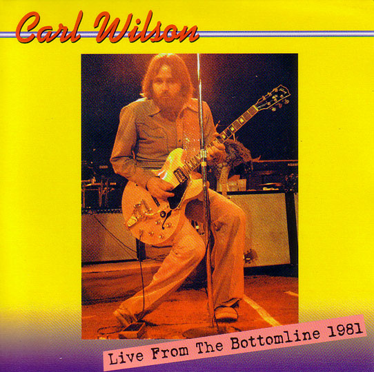 Live From The Bottom Line 1981 cover