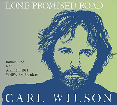 Long Promised Road - WNEW-FM Broadcast '81 cover