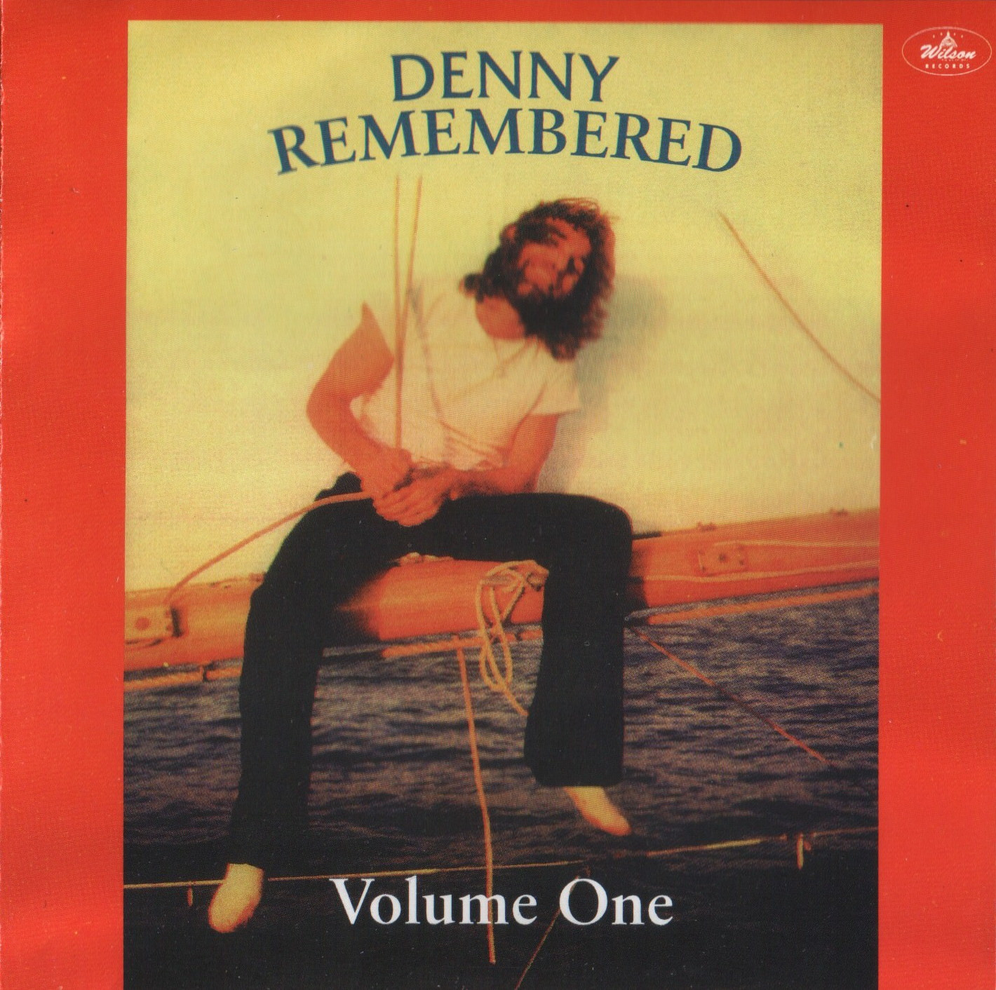 Denny Remembered cover