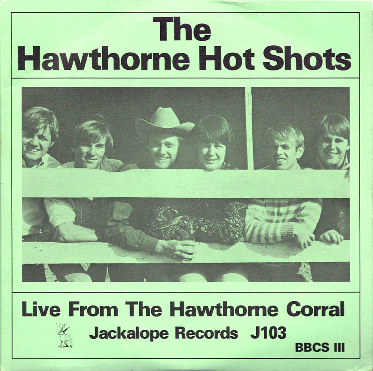 The Hawthorne Hotshots cover