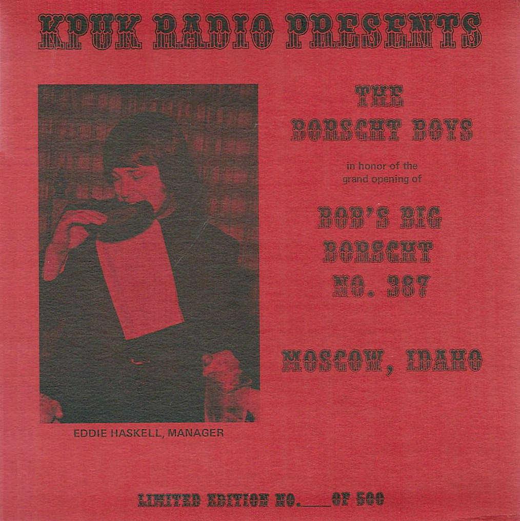 KPUK Radio presents The Borscht Boys cover