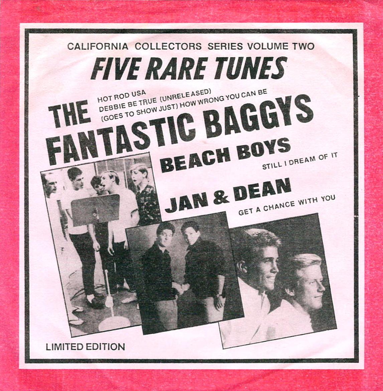 Five Rare Tunes cover