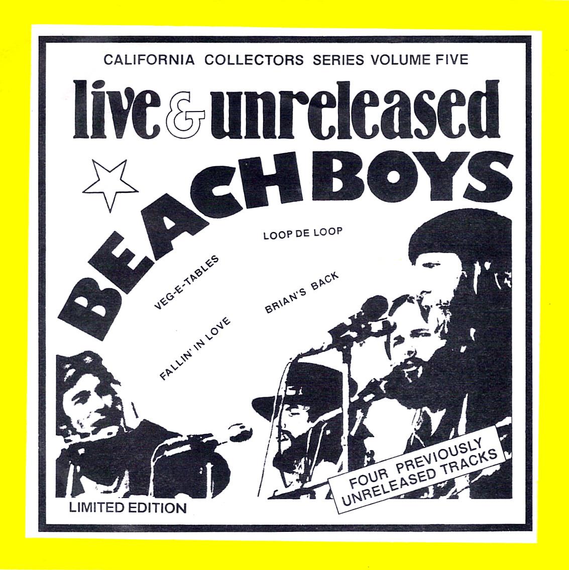 Live & Unreleased cover