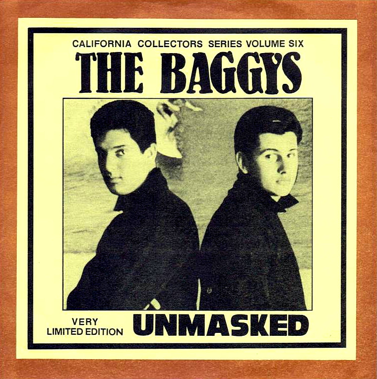 The Baggys Unmasked cover
