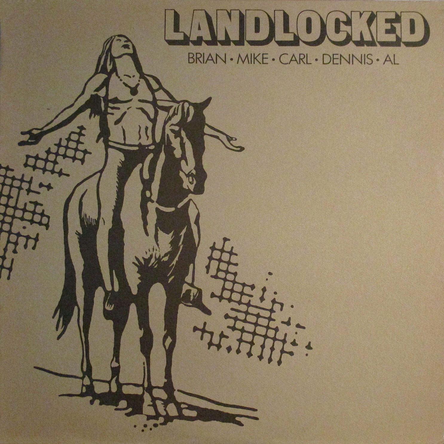 Landlocked cover