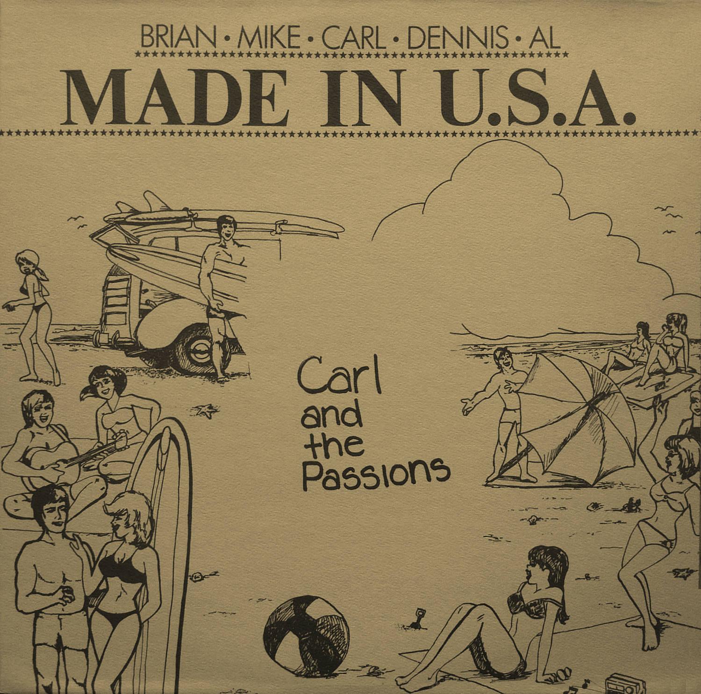 Made In U.S.A. cover
