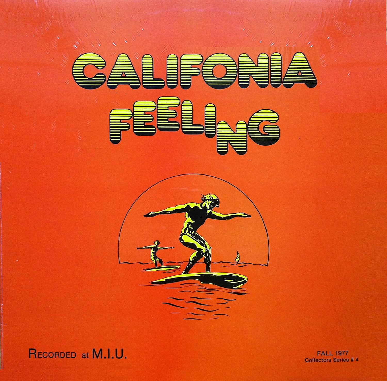 Califonia Feeling cover