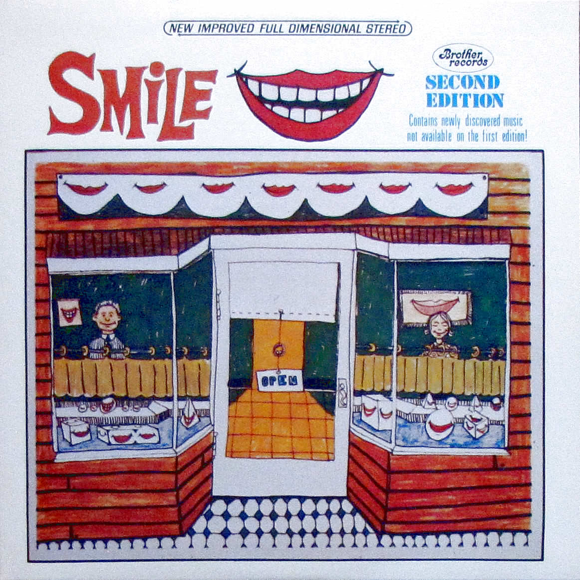 SMiLE (Second Edition) cover