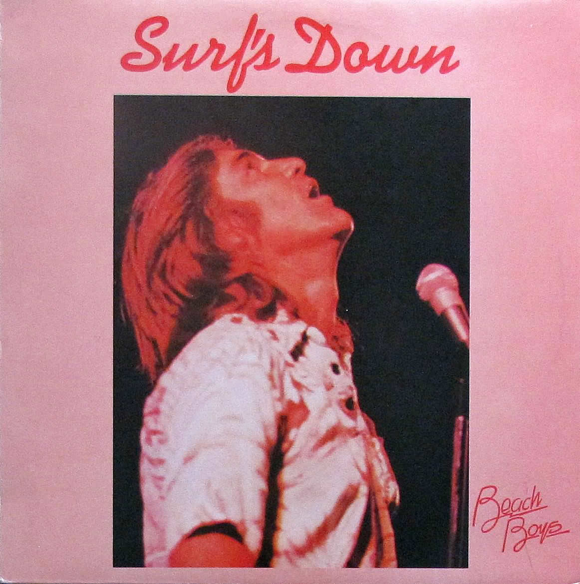 Surf's Down cover