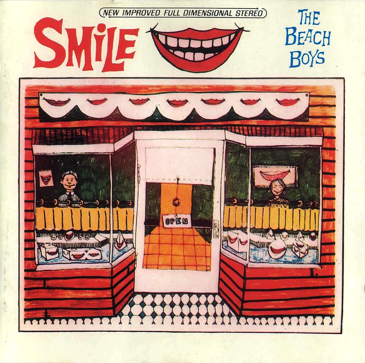 The Early Years - The Beach Boys SMiLE cover