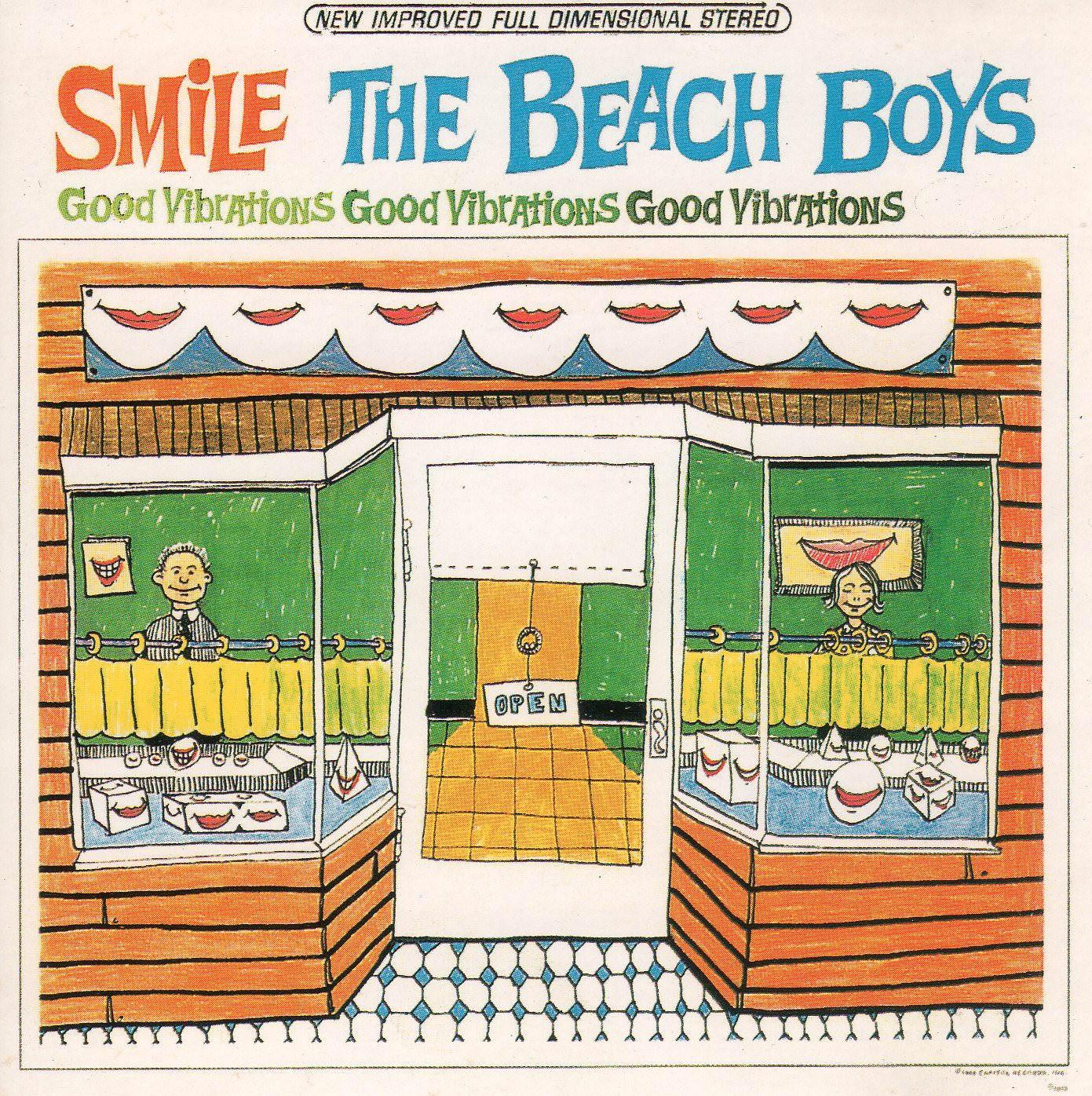 Beach Boys SMiLE cover
