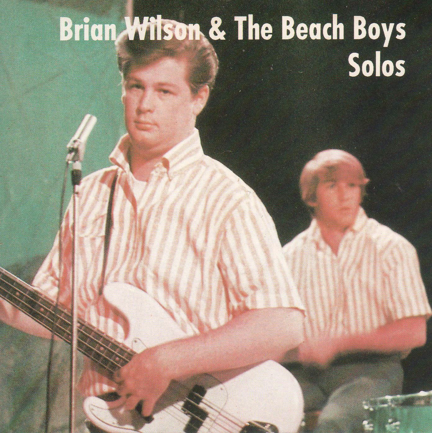 Brian Wilson & The Beach Boys Solos cover