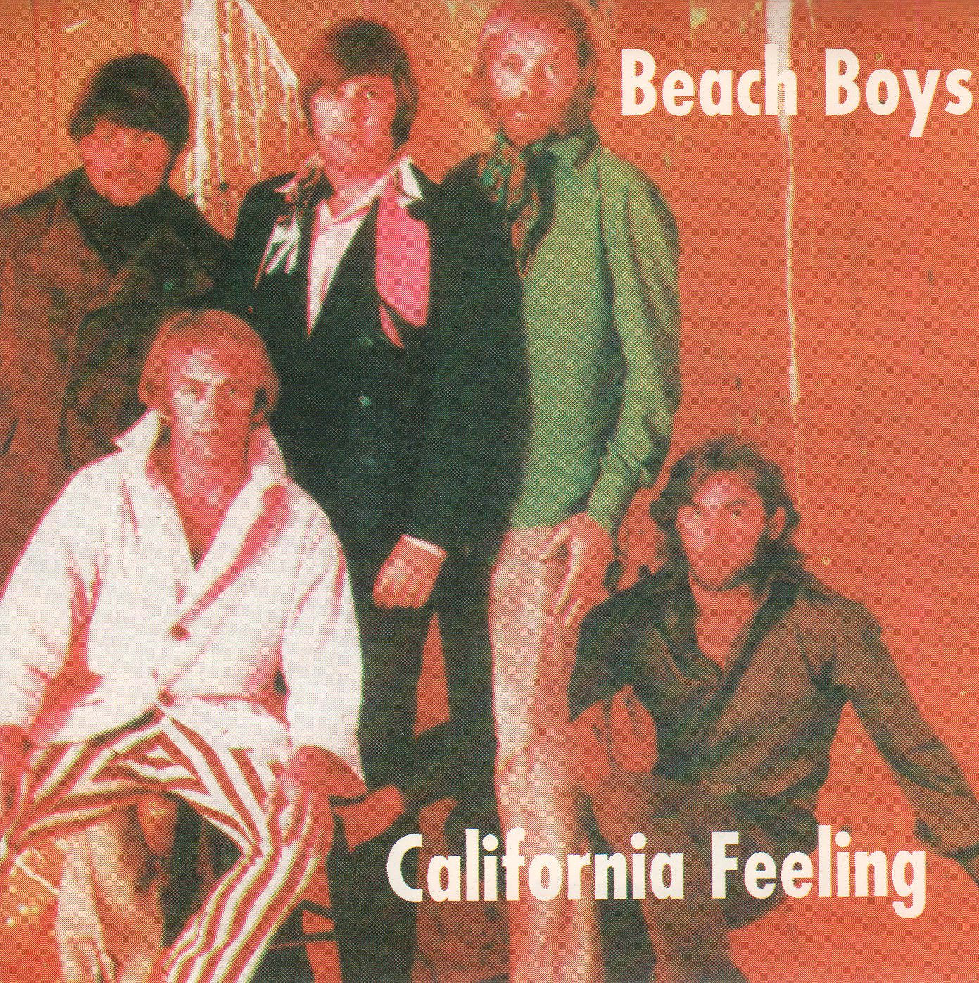 California Feeling cover
