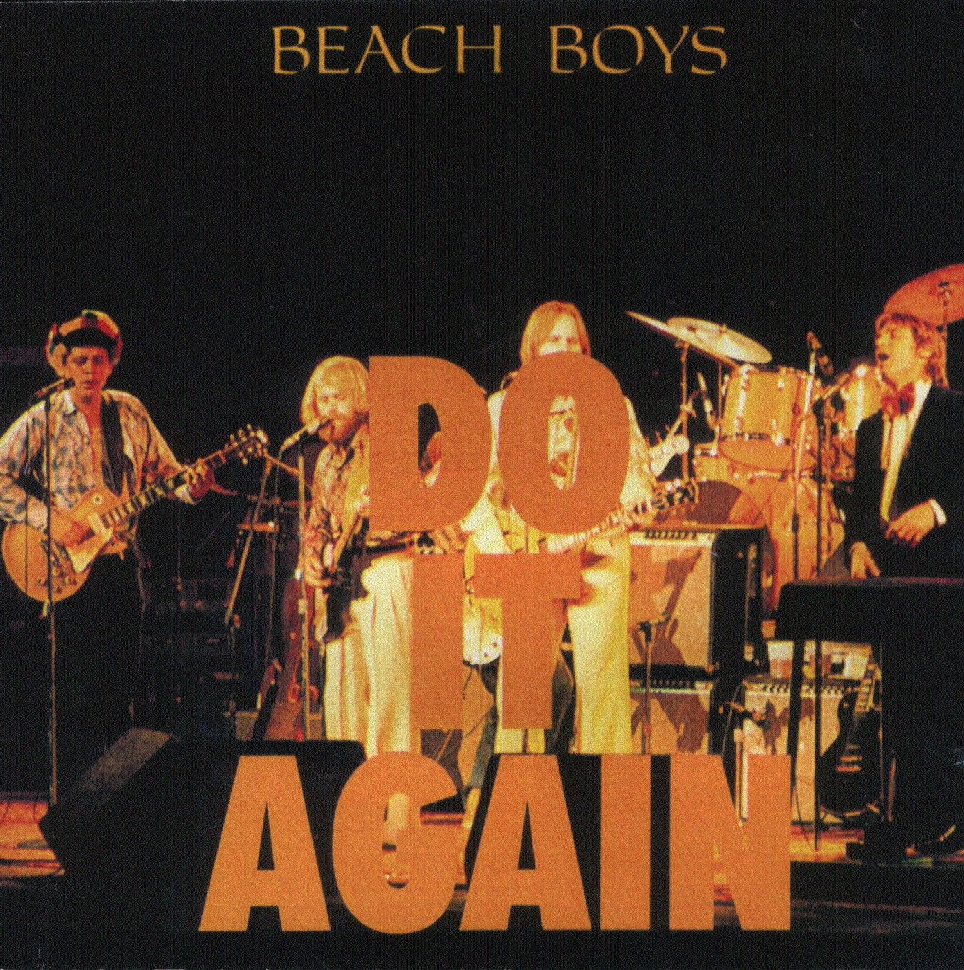 Do It Again cover