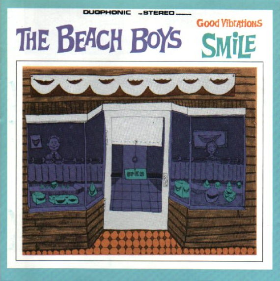 Good Vibrations: SMiLE cover