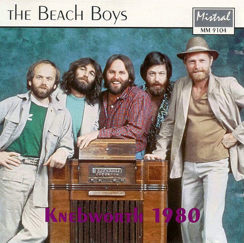 Knebworth 1980 cover