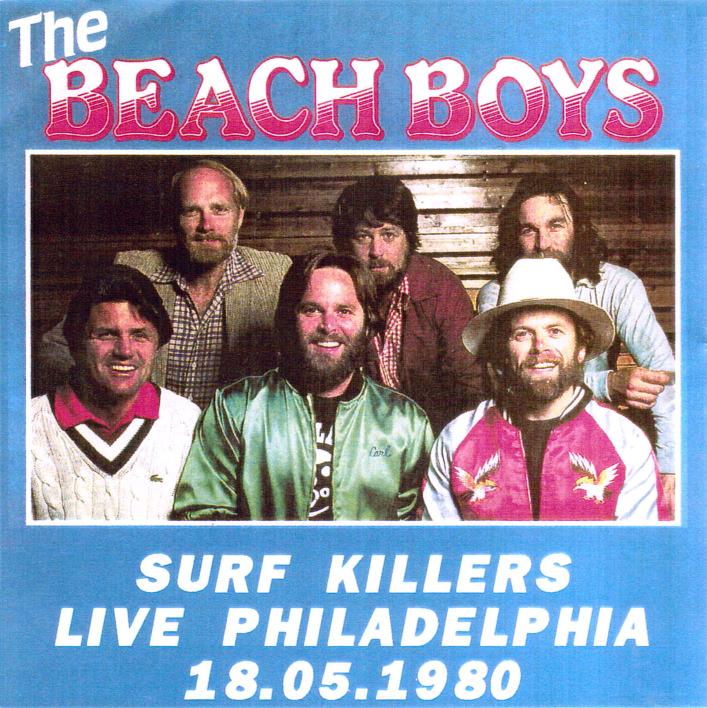 Surf Killers cover