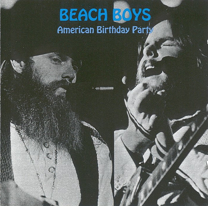 American Birthday Party cover