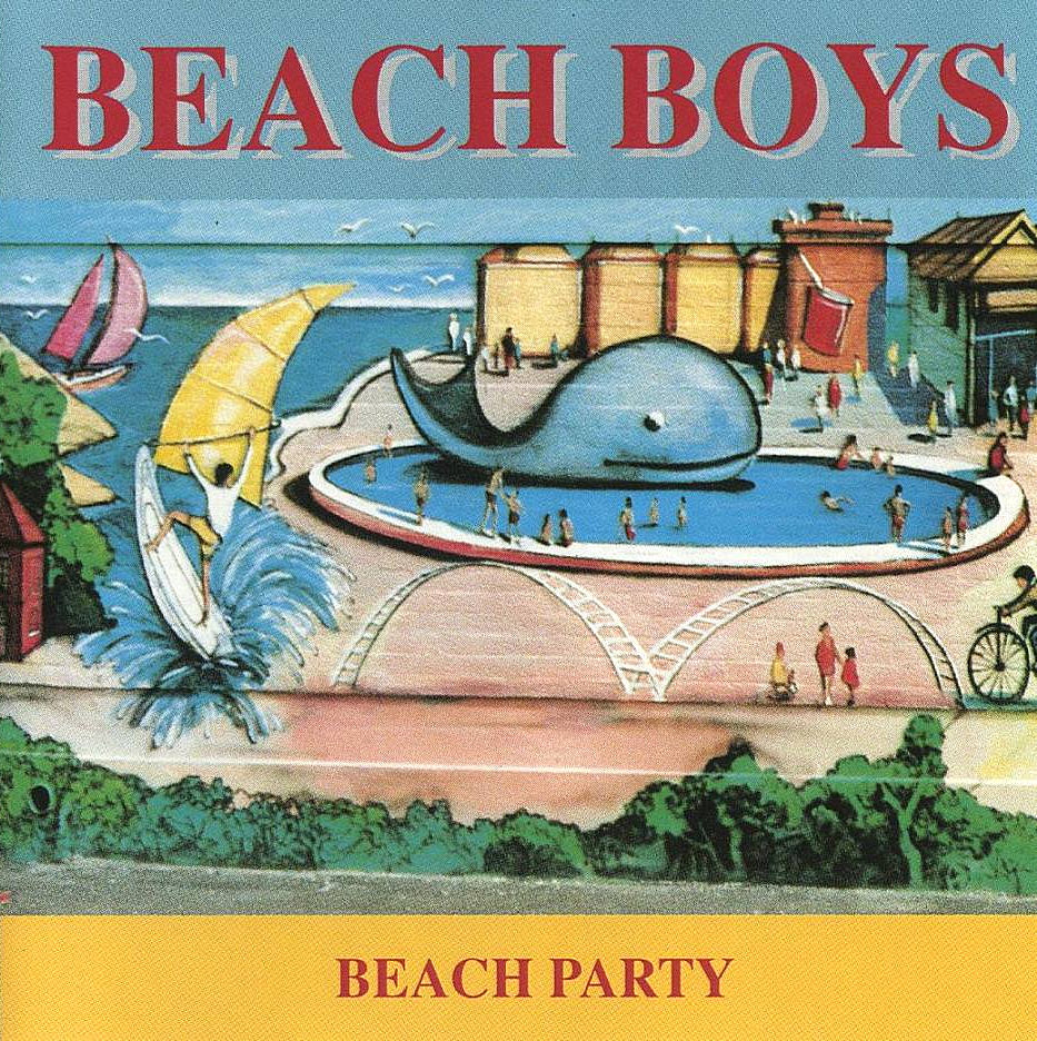 Beach Party cover