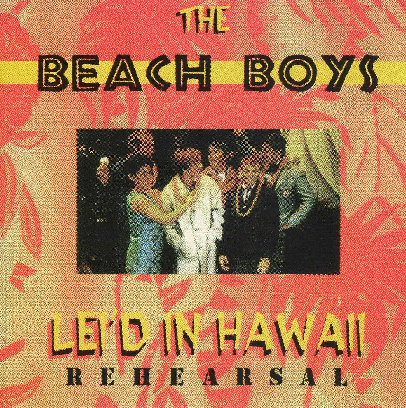Lei'd In Hawaii Rehearsal cover