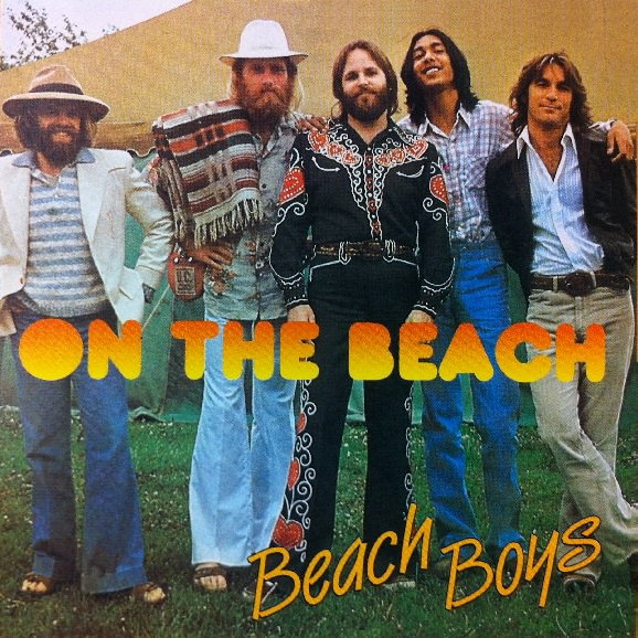 On The Beach cover